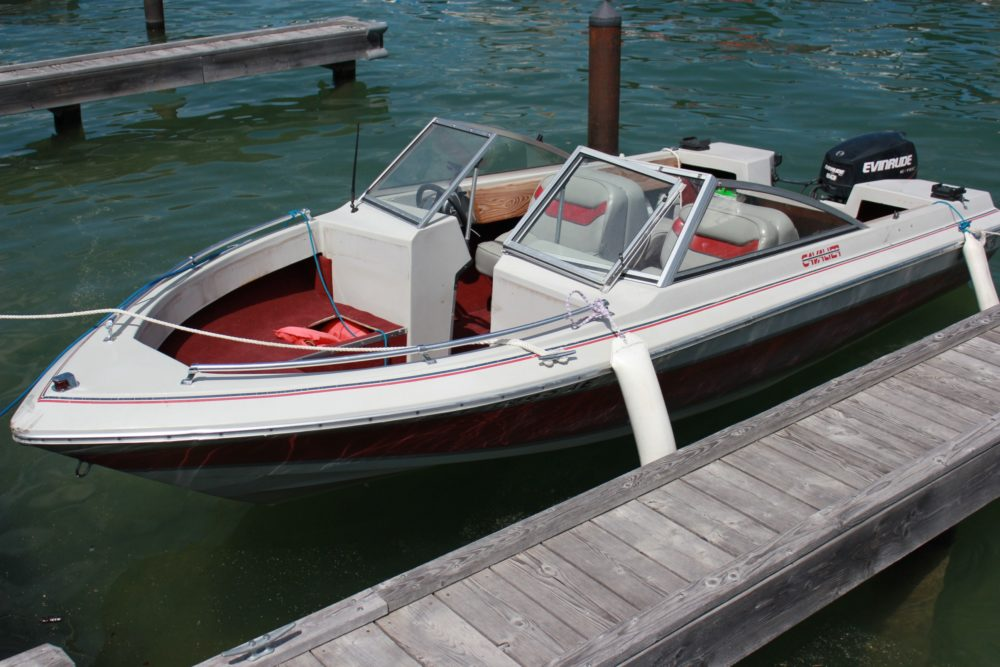 Fishing Boats Flathead Wild Wave Rentals