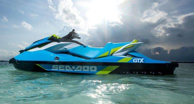 2018 GTX Sea Doo 4-Stroke Jet Ski Watercraft